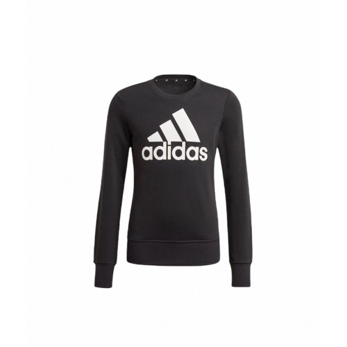 Adidas φούτερ μαύρο GP0040