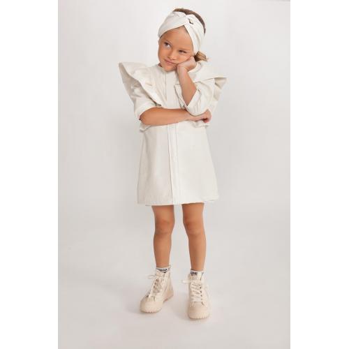 Alice φόρεμα λευκό W21-A1106
