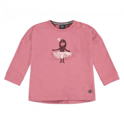 Babyface μπλούζα ροζ BBE21608692