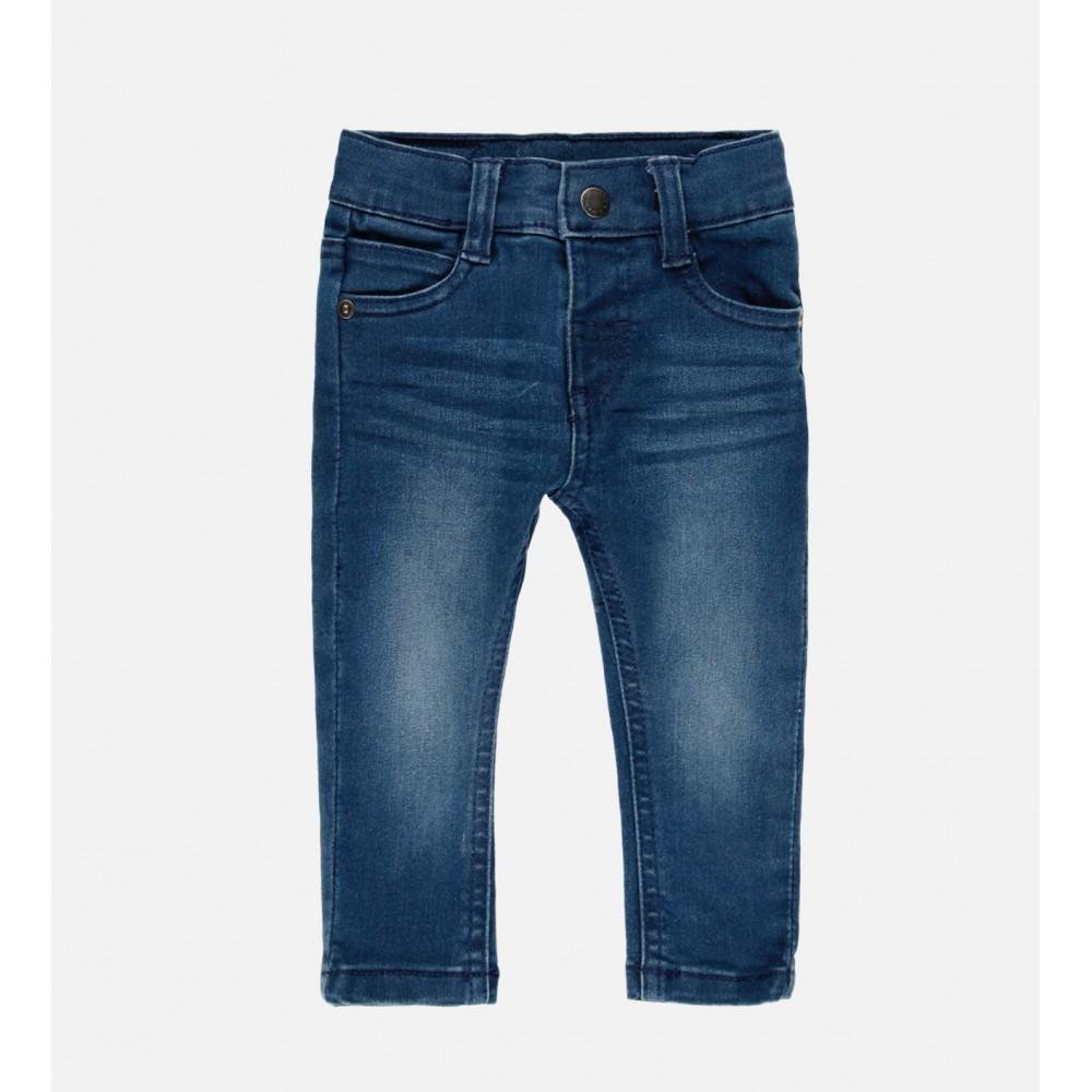 Boboli τζιν παντελόνι 390002-BLUE