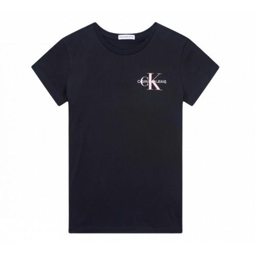 Calvin Klein μπλούζα μαύρη IG0IG00573-0GJ
