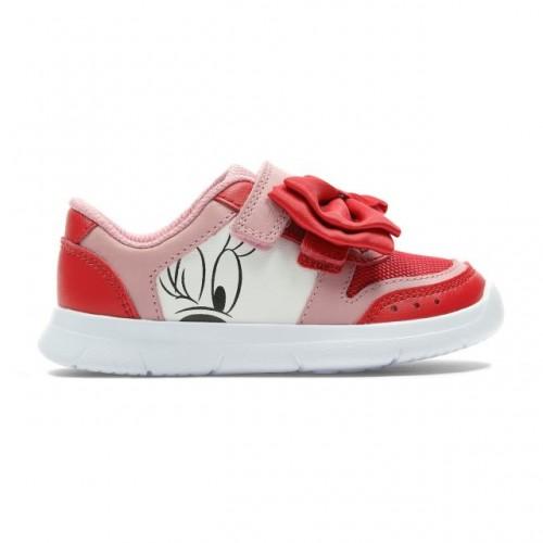 Clarks sneaker disney minnie 26163900