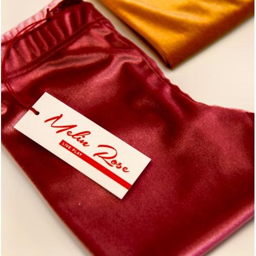 Melin Rose κολάν βελούδινο MRW21-3100 κόκκινο