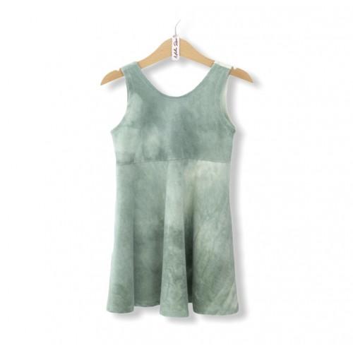 Melin Rose πετσετέ φόρεμα MRS21-193 βεραμάν