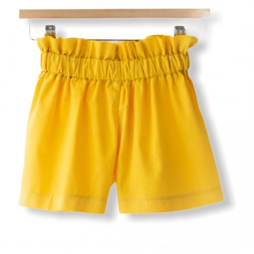 Melin Rose σορτς MRS21-3117 κίτρινο