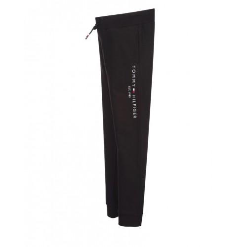 Tommy Hilfiger φόρμα μαύρη KS0KS00214-BDS
