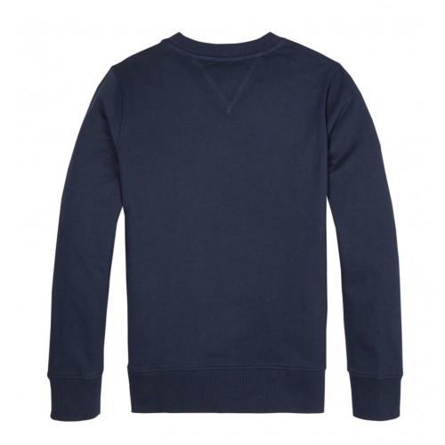 Tommy Hilfiger φούτερ μπλε KS0KS00212-C87