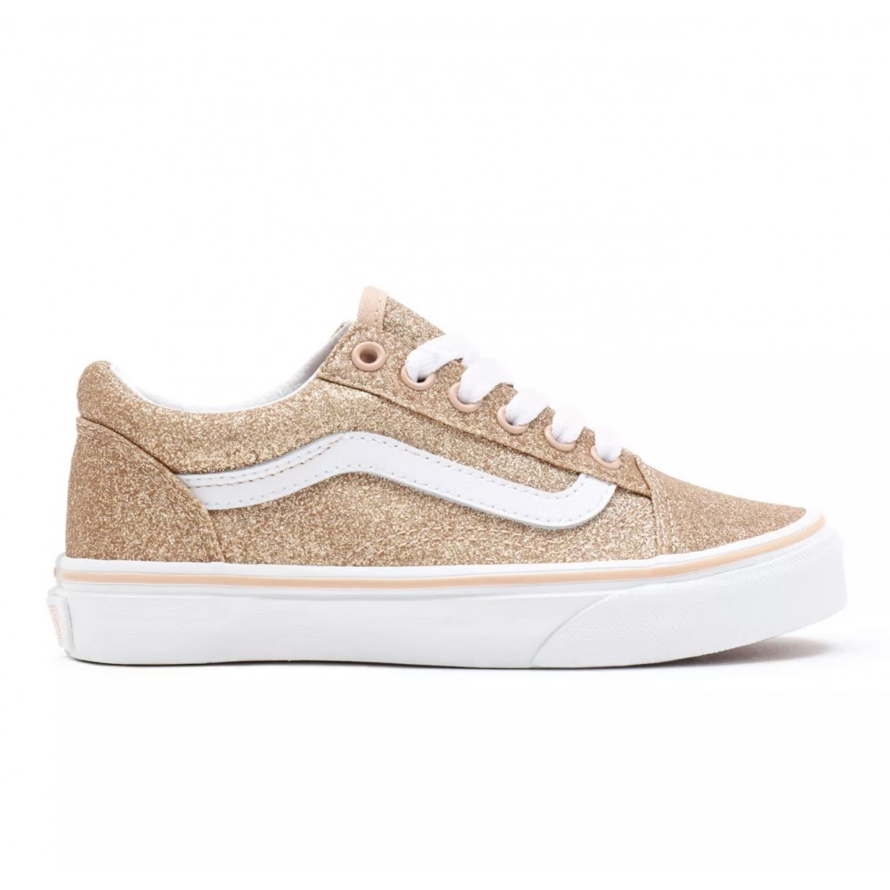 Vans sneaker χρυσό γκλίτερ VN0A4UHZ9AE1